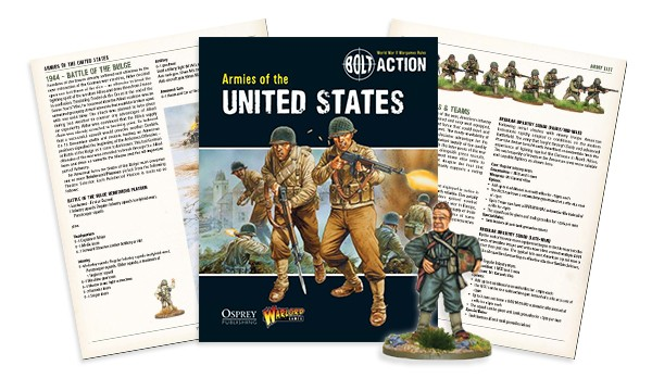 Armies of the United States spread