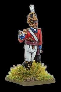 Brit Officer waterloo
