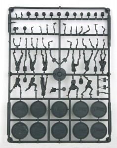 Female Zombie Sprue