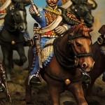 Franchesco Thau Hussars Closeup Officer