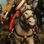 Franchesco Thau Hussars CloseupBugeler