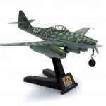 Me262A-2a flying
