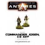 New: Commander Josen & C3 Drop Command Squad