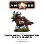 New: Ghar High Commander Karg 12-40-9