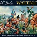 Pre-Order: Waterloo Starter Set with Free Black Powder Rules PDF