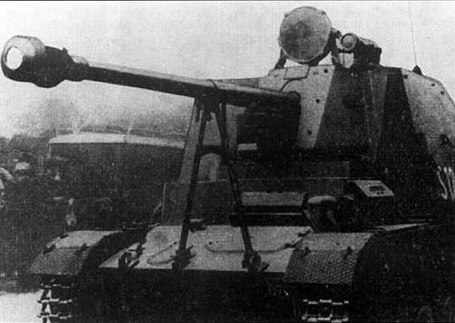 marder with IR gear