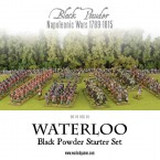 Waterloo: Border Reivers Wargames Society