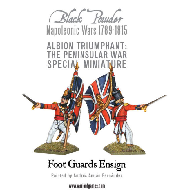 Albion---Foot-Guards-Ensign