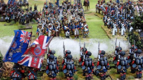 Boarder reivers Waterloo 31 June2016
