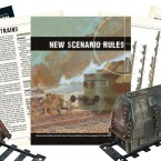 New: Bolt Action Armoured Trains