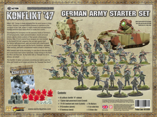 K47 German Starter Set