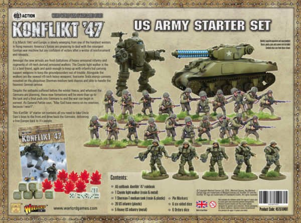 K47 US Starter Set