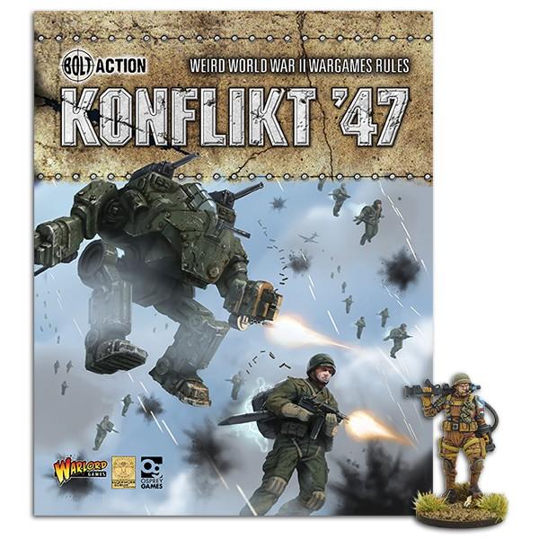 KF47 cover & figure