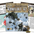 New: Konflikt '47 Rulebook and Starter Sets