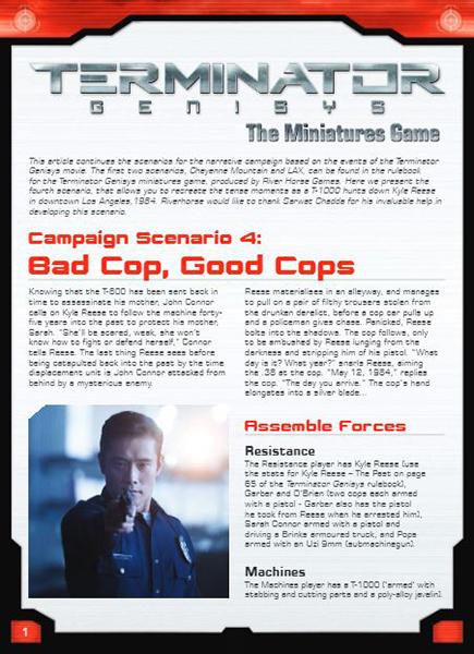 Terminator Scenario 4 Cover