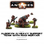 New: Algoryn Mag Mortar and 500 point Scout Force!