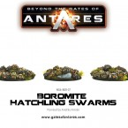 New: Boromite Hatchling Swarms and 500point Scout Force!