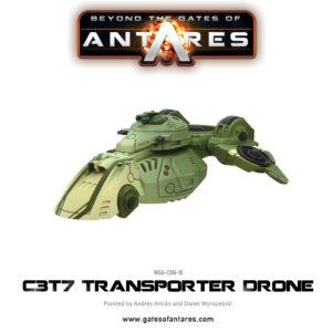 WGA-CON-10 C3T7 Transporter Drone