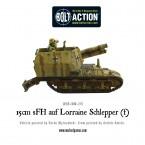 New: 15cm sFH auf Lorraine Schlepper(f)