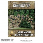 New: German Heavy Infantry KF'47