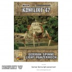 New: Spinne Light Panzermech
