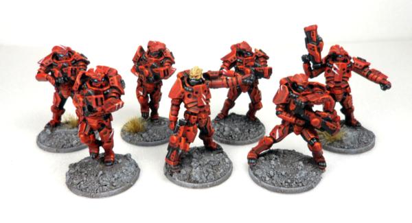 Carneiro Algoryn Squad