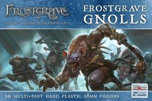 FrostGrave Gnolls plastic box