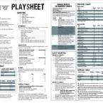 FREE: Konflikt '47 Downloadable Playsheet