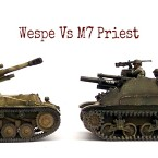 Head to Head: M7 Priest Vs the Wespe