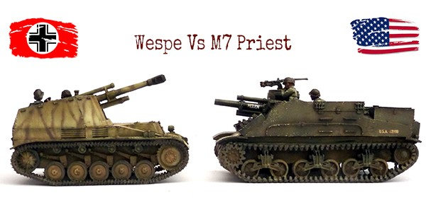 Wespe Vs M7 Priest Andy Singleton MC