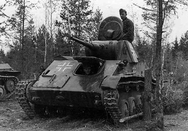 t-70 captured