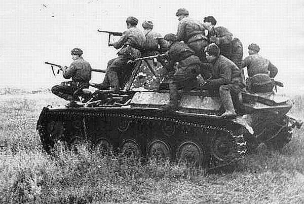 tankriders T-70