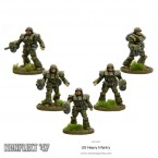 New: US Heavy infantry blister