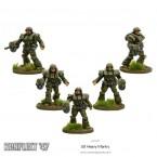 New: US Heavy infantry blister