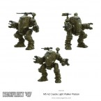 Pre-Order: M5 A2 Coyote Light Walker Platoon