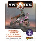 New: Antares Ghar Outcast Rebel Creeper Box Set