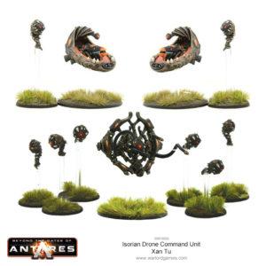 509916002 Isorian Drone Command Unit Xan Tu