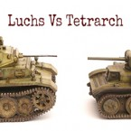 Head to Head: the British Tetrarch Vs The German Luchs