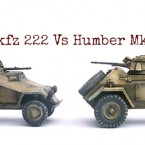Head to Head: Humber Mk II Vs Sdkfz 222