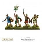 New: Hail Caesar – Spanish Caetrati & Scutarii