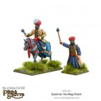 New: Suleiman the Magnificent plus Azap and Wallachian Infantry