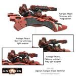 502411002 Algoryn Avenger