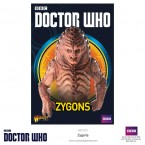 Doctor Who: Zygons and Judoon