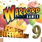 Free Post, Gift Cards, Gift Sets & Warlord Wishlists for Warlords 9th Birthday