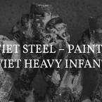 Konflikt'47: Soviet Steel, Painting Soviet Heavy Infantry