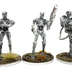 New: 'Specialist' Endoskeletons Collectors Resin editions