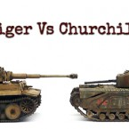 Head to Head: Tiger Vs Churchill