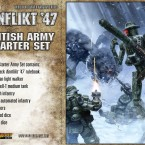 New: Konflikt '47 British Starter Set