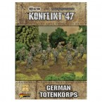 New: Konflikt '47 German Totenkorps & Heavy Panzerschreck team