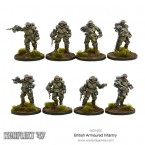 New: Konflikt '47 British Armoured Infantry Section